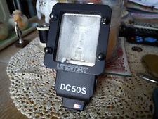 TORCHE PROJECTEUR LAMPE CAMESCOPE UNOMAT DC50S