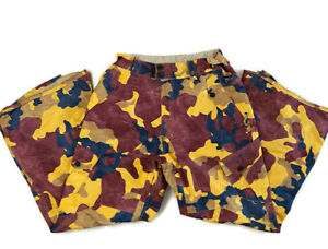 🔴 686 Snowboard Pants Mannual L Camo 8000g Breathable 10000mm Waterproof