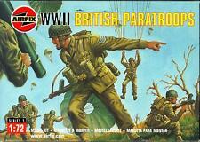 Airfix Models 1/72 British World War Ii Paratroopers