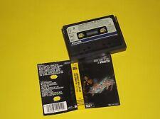 K7 AUDIO JHONNY HALLYDAY AU ZENITH  ORIGINAL DE 1984