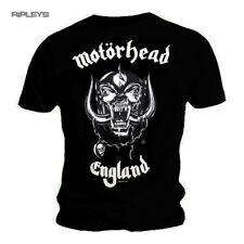 Official T Shirt Motorhead Everything Louder England M
