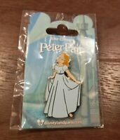Disney Parks Disneyland Paris Pin - Peter Pan Wendy DLRP