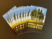 Above and Below Groves Promo Mini Expansion NEW