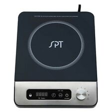 SPT SR-1884SS-1650W Induction with Stainless Steel Panel and Control Knob