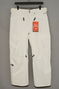 Men The North Face Padded Trousers Skiing Snowboarding Waterproof M L30 XIK422