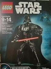 LEGO DARTH VADER Building Kit STAR WARS Lego Set DARTH VADER Model NEW 75111