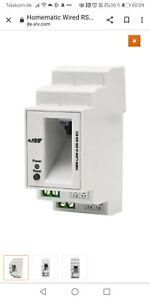 HomeMatic Wired-RS485 Überspannungsschutz Hutschienenmontage HMW-Sys-OP-DR