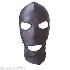 Spandex elástico GIMP Máscara Hood Fetiche/Adulto/Play Stag Hen Noche