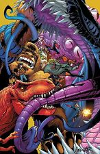 MONSTERS UNLEASHED #4 (OF 5) MARVEL 1st Print 1/3/17 NM