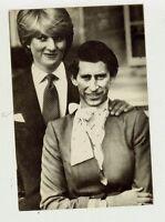 VINTAGE THE ROYAL COUPLE 1982 PHOTO 1984 PRINCESS DIANA AMERICAN POSTCARD CO.