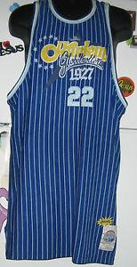 Harlem Globetrotters #22 1927 Jersey 3XL cool blue
