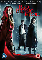 Red Riding Hood (DVD, 2011) New Sealed Free Post