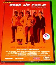 CAFE DE NOCHE / LATE NIGHT SHOPPING -DVD R2- English español - Precintada