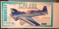Midwest CAP 232 Scale RC Model Airplane Kit