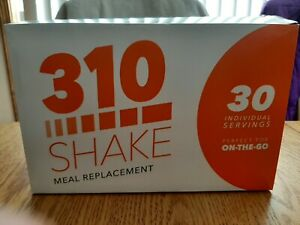 New (30 single packets) 310 Nutrition Shakes  **FREE SHIPPING**