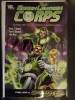 Green Lantern Corps: Sins of the Star Sapphire TPB Trade Graphic Novel DC Comics