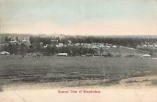 POSTCARD  SOUTH AFRICA -  KRUGERSDORP - GENERAL VIEW