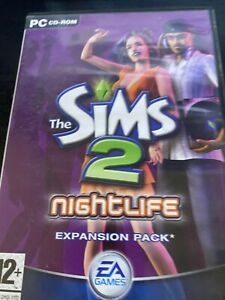 The Sims 2 Nightlife Expansion Pack    Pc game