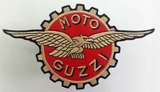 Moto Guzzi Eagle Patch Patch 17x9,5cm Biker sotana mc vintage Old School