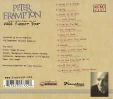 Peter Frampton [ MINT CONDITION SEALED CD ] Instant Live: 2004 Summer Tour