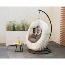 Raffia Outdoor Egg Chair Cover