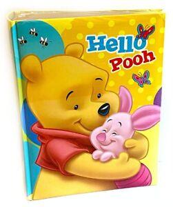 DISNEY Winnie Pooh Kinder Fotoalbum Hochwertig für 200 Fotos 10x15 °NEU° 6