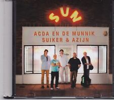 Acda En De Munnik-Suiker&Azijn promo cd single