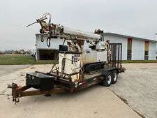 2012 Altec Db37 3,800# Backyard Digger Derrick Bucket Boom Low Hours Diesel