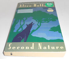 Second Nature by Alice Hoffman (Paperback, 1994)