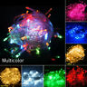 100 LED Fairy String Christmas Tree Party Lights Lamp Xmas Decor Waterproof US