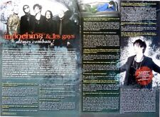 Le groupe INDOCHINE => COUPURE DE PRESSE 3 pages 2009 / CLIPPING