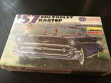 Lindberg 1:32 57 Chevrolet Ragtop Car Model Kit # 2119