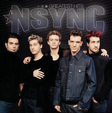'N SYNC - Greatest Hits (CD) • NEW • NSYNC, Justin Timberlake, Best of, Bye