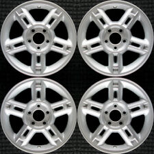 Set 2002 2003 2004 2005 Ford Explorer Sport Trac OEM 16 Silver Wheels Rims 3450