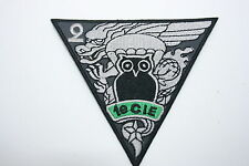 FRENCH FOREIGN LEGION ETRANGERE 1ST CIE COMPANY 2ND REP PARACHUTE CLOTH PATCH