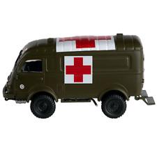 VEHICULE MILITAIRE 1:43 : Ambulance Militaire Renault R 2087