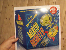 GIN BLOSSOMS - MIXED REALITY Red Vinyl LP Break Here Again