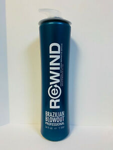 Brazilian Blowout Rewind Anti Aging Reparative Salon Treatment - 34 oz