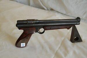 Crosman 22 cal air pump pellet pistol