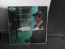 FRANK SINATRA IN THE WEE SMALL HOURS  LP SM-581-581 CAPITOL MINT