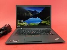 New listing Lenovo ThinkPad X1 Carbon 3rd Gen i5-5300U win 10 Pro 256Gb Ssd 4Gb Ram 1080