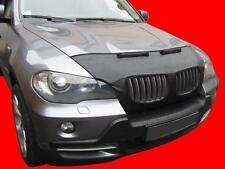 BMW X5 E70 2006-2013 CUSTOM CAR HOOD BRA NOSE FRONT END MASK