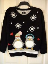 F&F Hip Length Christmas Jumpers & Cardigans for Women