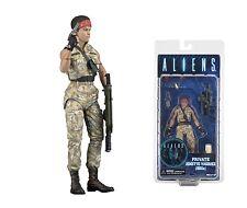 "Neca Aliens Series 12 Jenette a Vasquez (EDR Gilet) 7"" Action Figure - 18 cm"
