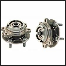 2 FRONT HUB BEARING ASSEMBLY FOR NISSAN ALTIMA V6 MAXIMA 2009-2014 FAST SHIPPING