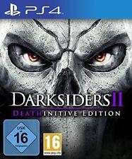 DARKSIDERS 2 - Deathinitive EDITION PS4 PlayStation 4 NUEVO + Embalaje orig.