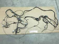 87-89 Ford Mustang Complete Body Wiring Harness Chassis Hatchback Taillight OEM
