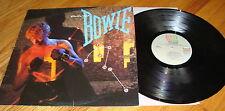 David Bowie Lets Dance Vinyl LP EMI Records SO 17093