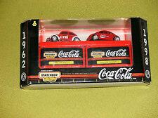 COCA COLA VW BEETLES. MATCHBOX. TARGET EDITION