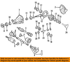 Infiniti NISSAN OEM 03-08 FX35 Rear-Axle Assembly or CV Shaft 39600WL000